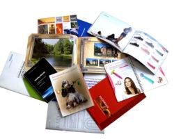 срочная печать каталогов, изготовление каталогов для выставок